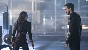 Supergirl Mon-El and Imra Legion