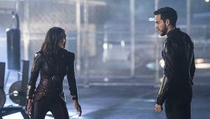 Supergirl Mon-El and Imra Legion