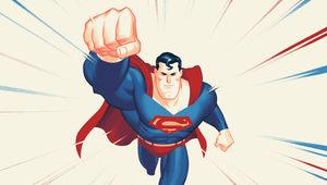 Superman The Animated Soundtrack by Mondo