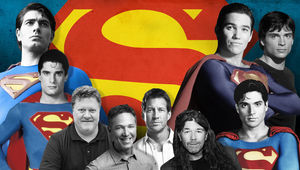 Superman actors
