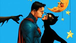 Superman Hookups SYFY WIRE Original Video Screengrab