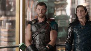 Thor and Loki, Thor: Ragnarok