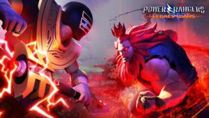 Power Rangers / Street Fighter