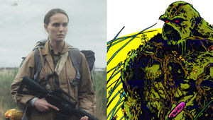 Annihilation Swamp Thing Hero