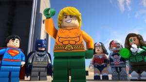 Aquaman: Rage of Atlantis LEGO DC Super Heroes