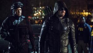 Arrow, Oliver, Diggle