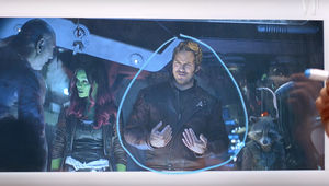 Avengers: Infinity War Guardians of the Galaxy and Thor
