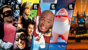 Debate Club: Best superhero spoofs