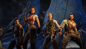 Call of Duty: Black Ops 4 Zombies Voyage of Despair