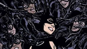 DC- Catwoman #2 cover by Joelle Jones