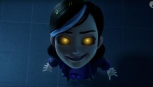 Trollhunters Season 3 Claire Possessed