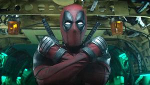 Deadpool 2- Arms crossed