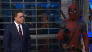 Deadpool, The Late Show