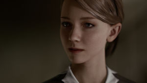 Detroit: Become Human - Kara