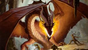 Wizards of the Coast - Dungeons & Dragons art