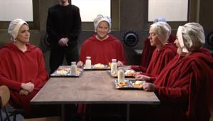 SNL, Handmaids Tale