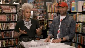 Jean Grae and Kwanza Osajyefo talk hip hop and comics