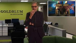 Jeff Goldblum Alamo Drafthouse PSA