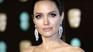 Angelina Jolie- 2018 Baftas Red Carpet