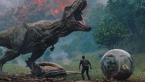 Jurassic World, T-Rex