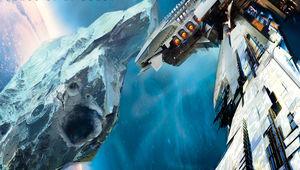 Leviathan Wakes cover Orbit Books