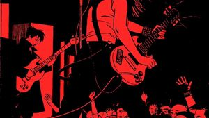 Love and Rockets #24 Cover
