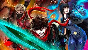 Marvel's Warriors of Three Sovereigns