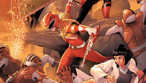 Mighty Morphin Power Rangers #27 Hero