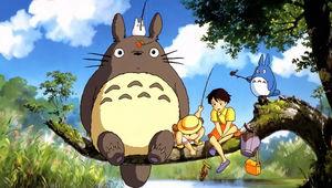 My Neighbor Totoro Hero