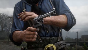 Red Dead Redemption 2- Trailer image (gun closeup_