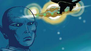 Resident Alien Comic
