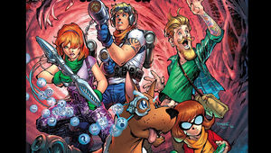 Scooby Apocalypse Hero