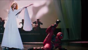 Deadpool Celine Dion