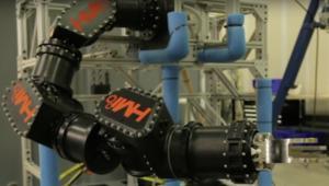 Houston Mechatronics Aquanaut transformer