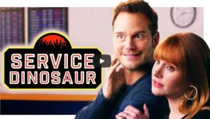 Service Dinosaur