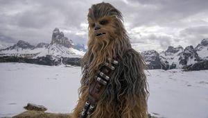 Solo: A Star Wars Story Chewbacca hero
