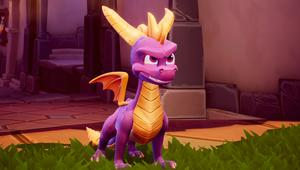 Spyro the Dragon - Spyro