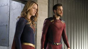 Supergirl Kara, Mon-El