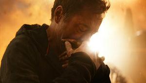 Avengers Infinity War Sad Tony
