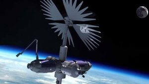 Axiom commercial space station concept