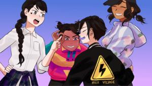 Butterfly Soup - Group