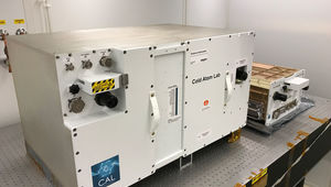NASA Cold Atom Laboratory (CAL)