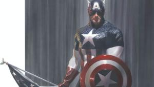 captain america ross