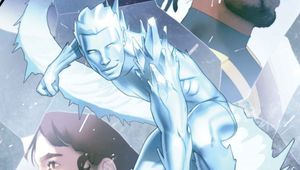 Iceman Cover - Marvel