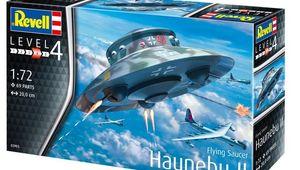 Revell Nazi UFO