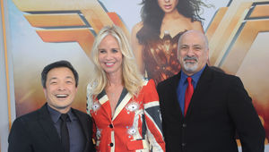 Diane Nelson Jim Lee Dan DiDio
