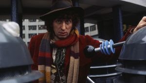 Doctor Who Tom Baker Getty Images