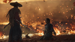 ghost of tsushima hero