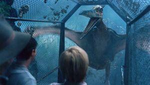 Jurassic Park III hero