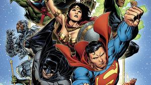 Justice League 1 Hero